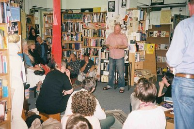 Poetry Reading at Collected Works