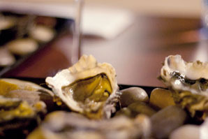 Cove Bar Oysters