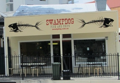 swampdog photo by west end girl