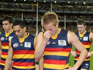 Adelaide Crows Lose