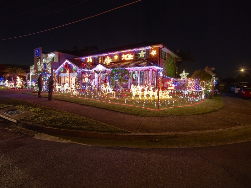 Where Are Sydney's Best Christmas Lights? - Sydney