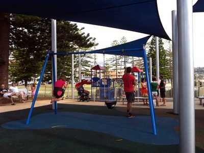 Dee Why Beach Playground