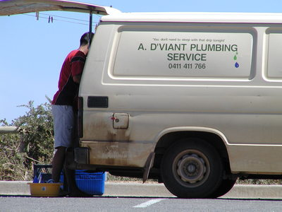 Let this plumber play with your pipes?