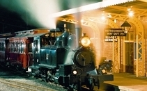 This image appears courtesy of the Puffing Billy website