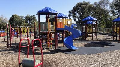 Lillydale Lake all-abilities playground