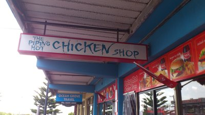 Piping Hot Chicken Shop