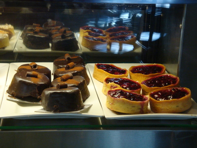 Tempting Cakes at Ranges