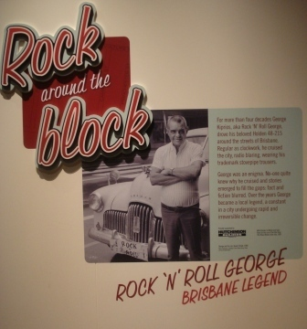 rock'n'roll george photo by west end girl