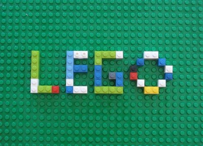 Lego photo by West End Girl