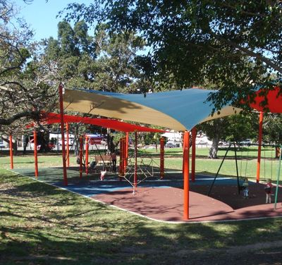 Musgrave Park photo by West End Girl