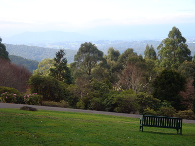 Miles of views at the Rhododendron Gardens