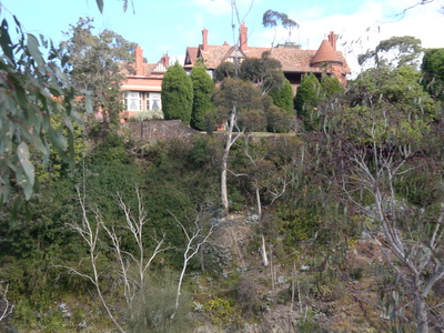 Tycoons and turrets - a natural combination