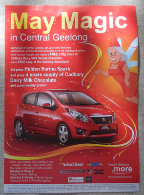May Magic In Central Geelong