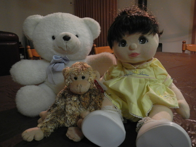 Geelong Doll, Teddy & Craft Show 2012