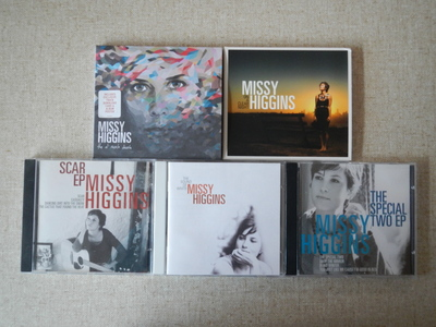 Missy Higgins 'The Ol' Razzle Dazzle' Tour 2012