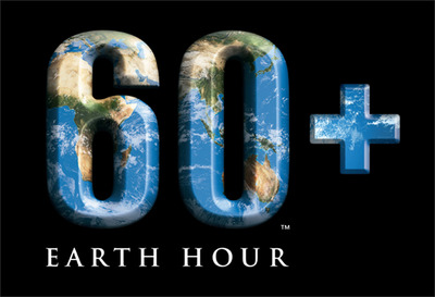 Image Appears Courtesy of Earth Hour Website