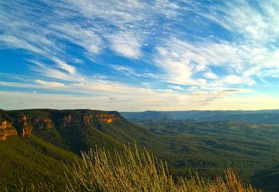 Views from a Katoomba Lookout