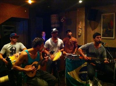 Pagode singers
