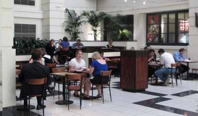 Food court pic by West End Girl