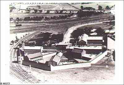 The Gaol in 1971, courtesy State Library of South Australia B46172