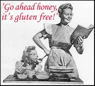 Go Ahead, It's Gluten Free