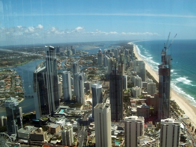 View from Skypoint