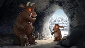 The Gruffalo is screening as part of Little Big Shots (from LBS website)