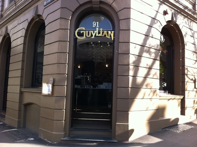 Guylian, The Rocks