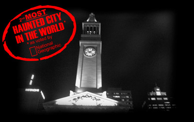 Brisbane: The 2nd most haunted ciy in the world