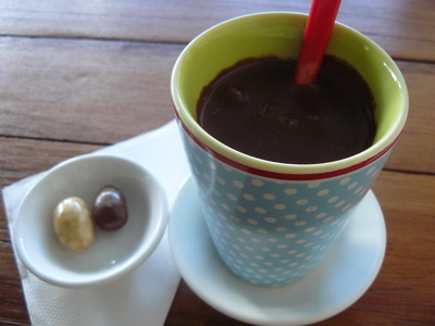 Hot Chocolate @ Montys Chocolates