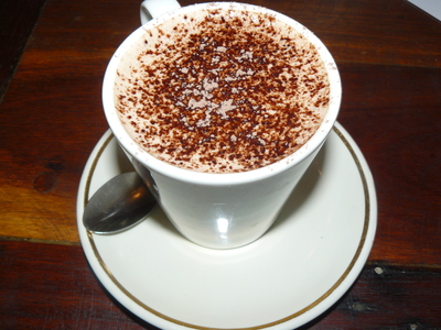 Shakti - Chilli Chai Chocolate @ Wrapture Cafe