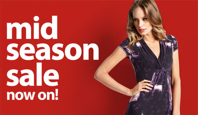 Image appears courtesy of Myer website