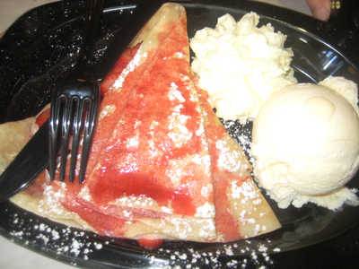 Our crepe