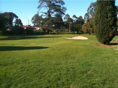 Pitch and Putt course