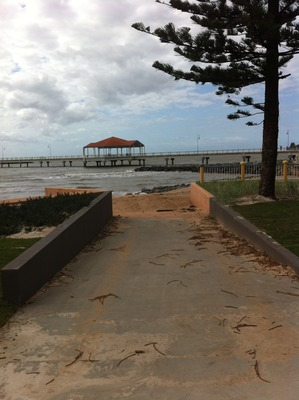 Suttons Beach & Redcliffe Jetty