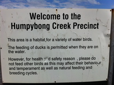 Humpybong Creek Precinct
