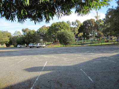 Bailey Reserve & car park