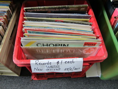 Remember vinyl records?