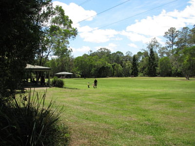 Black Wattle Picnic Area photo by West End Girl