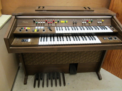 Play your own organ