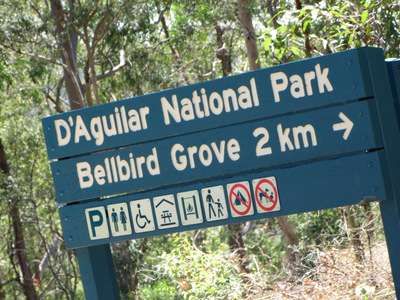 D'Aguilar National Park photo by West End Girl