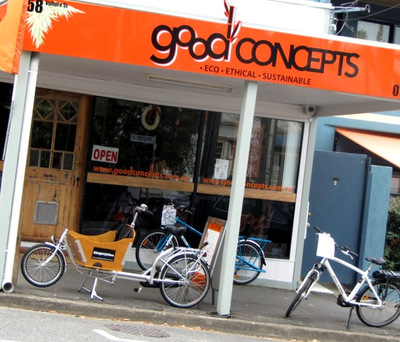 Good concepts photo by west end girl