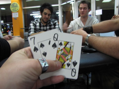 Texas Holdem - 2 Cards Your Hand