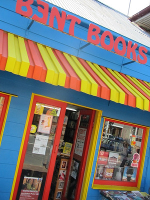 Bent Books photo by West End Girl