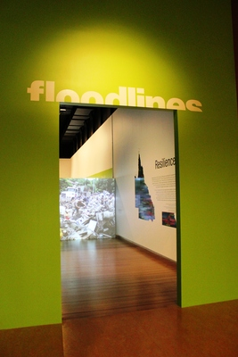 Entry to Floodlines: A Living Memory