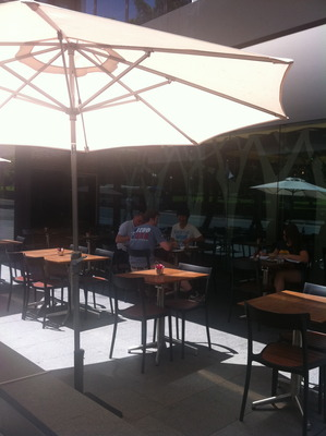 & The Canopy Restaurant - Sydney