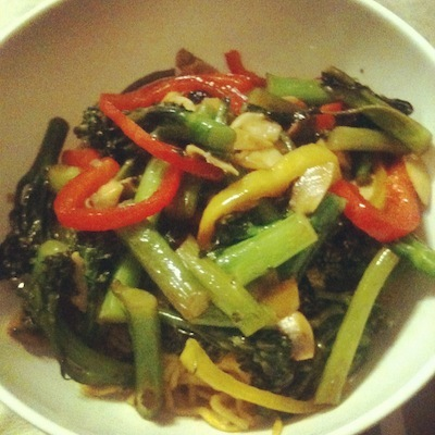 how to make easy stir fry vegetables