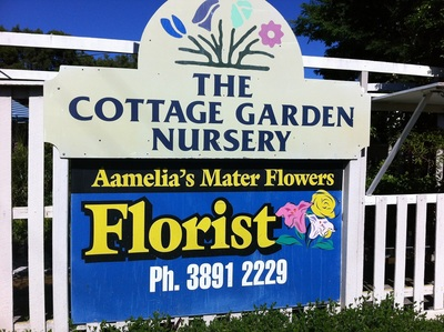 The Cottage Garden Nursery is located on Stanley St, East Brisbane, open 7 days