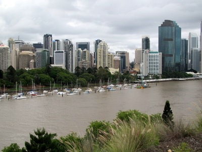 kangaroo point park photo by michelle macfarlane