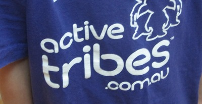 active tribes photo by michelle macfarlane